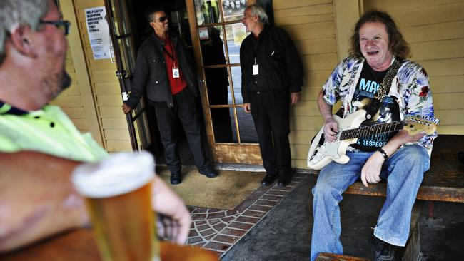 Sorry musicians, the path to financial security does not start on a pub stage.
