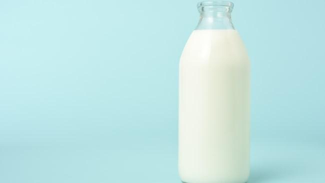 Got milk? Image: iStock