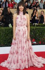 Rashida Jones attends The 23rd Annual Screen Actors Guild Awards at The Shrine Auditorium on January 29, 2017 in Los Angeles, California. Picture: Getty