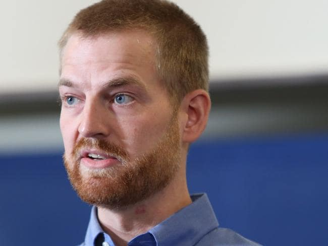 Dr Kent Brantly was cured of the Ebola virus after contracting it in Liberia.