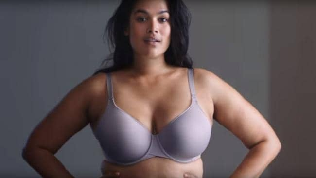 The comfortable bra Berlei was advertising.