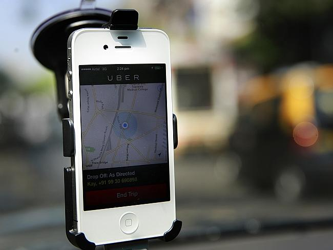 Uber has taken the taxi world by storm — but now taxi drivers are furious about ride sharing.