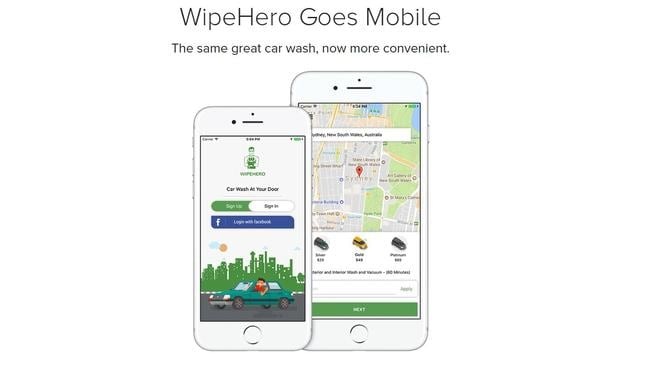 This year, WipeHero has launched its consumer platform.