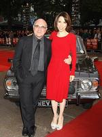 Actors Bob Hoskins and Sally Hawkins attend the World Premiere of 'Made In Dagenham' in association with Quintessentially at the Odeon Leicester Square on September 20, 2010 in London, England. Picture: Getty