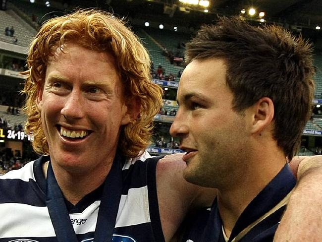 Bartel owns up to golf injury porky