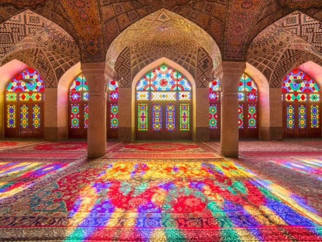 Tourism to Iran has increased almost tenfold in the past two decades.
