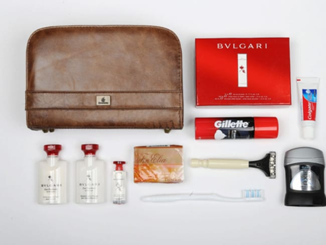 Emirates' bag. Picture: Cheapflights