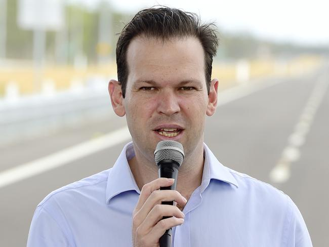 Need for reform: Minister for Northern Australia Senator Matt Canavan. Picture: Wesley Monts