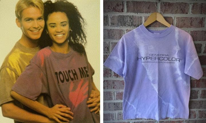 Flashback Friday: Why you'll never see another hypercolour T-shirt
