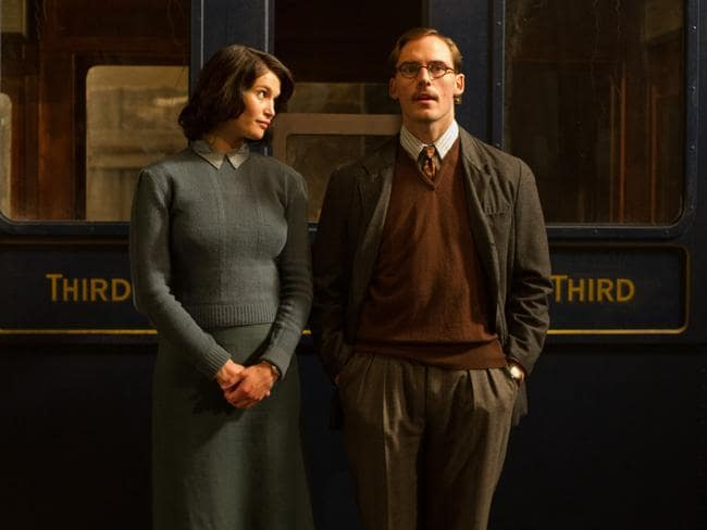 Gemma Arterton starred with Sam Claflin in Their Finest, and says in the past few years richer roles for women in Hollywood have become more common.
