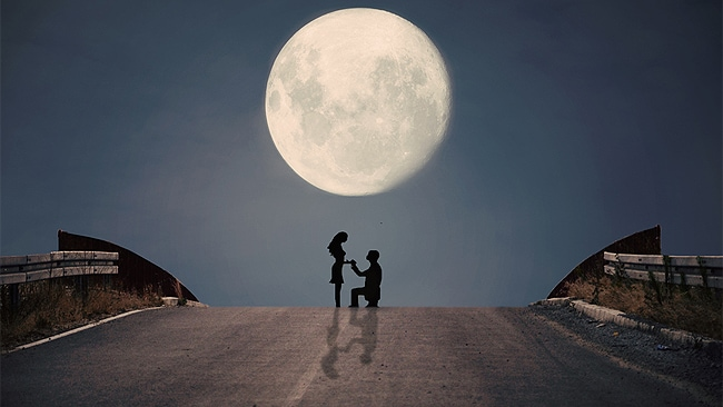 Romantic proposal: amazing images by amateur Albanian photographer Adrian Limani.