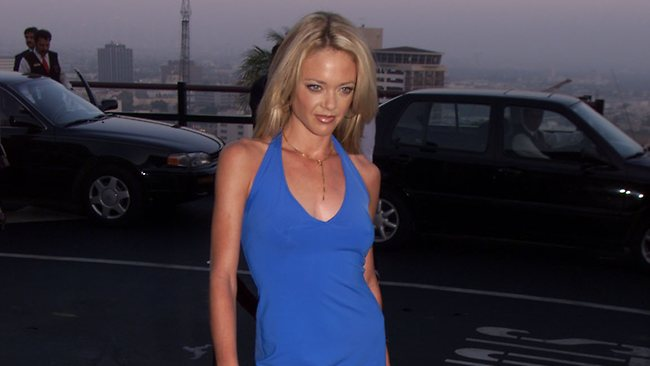 The actress pictured at a Hollywood party in 2000. Photo credit: Kevin Winter/ImageDirect