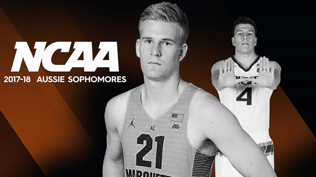 Here are our Top 5 Aussie sophomores in college basketball.