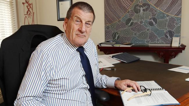 Jeff Kennett is back in charge of the Hawks. Aaron Francis/The Australian