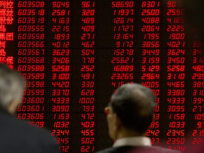 China faces further economic slowdown, according to future predictions.
