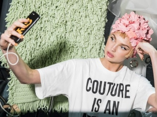 Keep your brows 'appy. Image: Getty