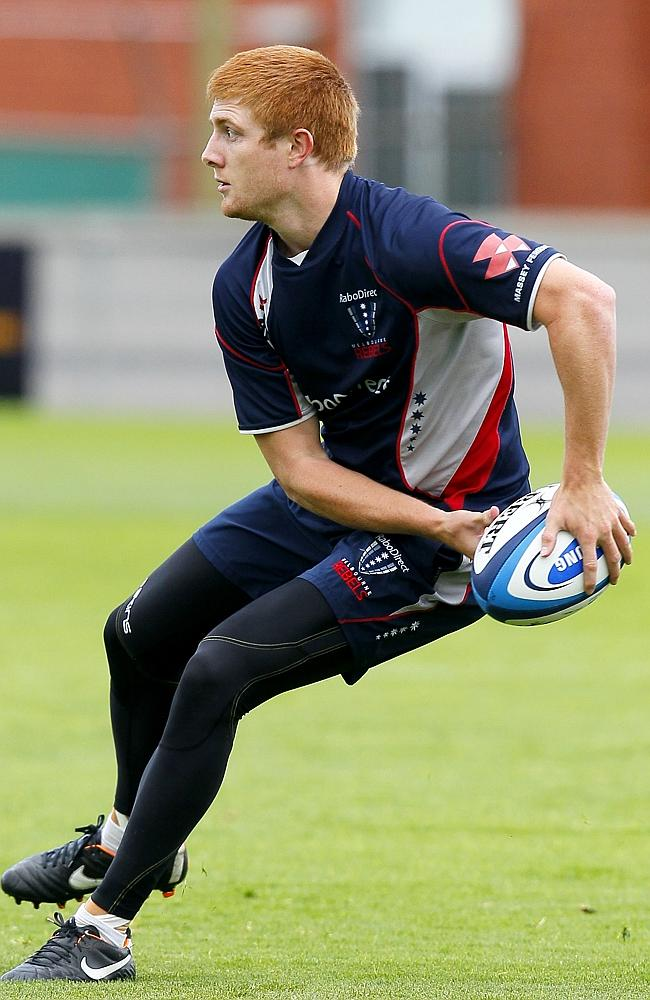Stirzaker is set to return from injury this weekend.