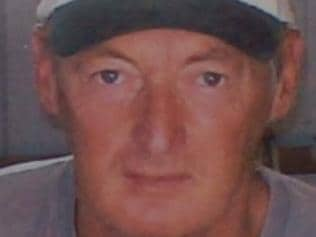 John Burrows was killed after an Improvised Explosive Device exploded outside his mother's garage in Portland near Lithgow.