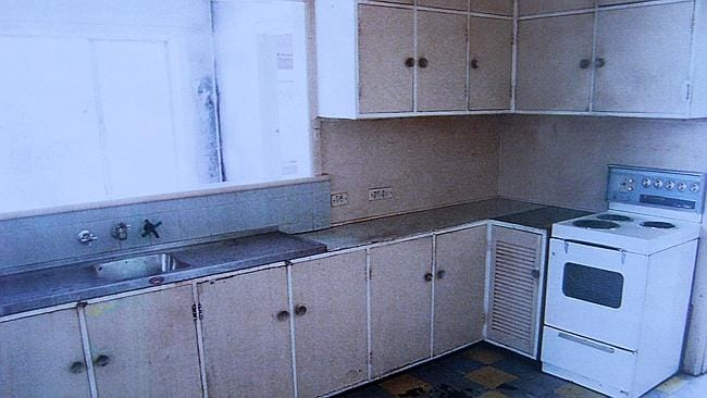 After: A huge clean up was required to bring this kitchen back to a saleable condition. P