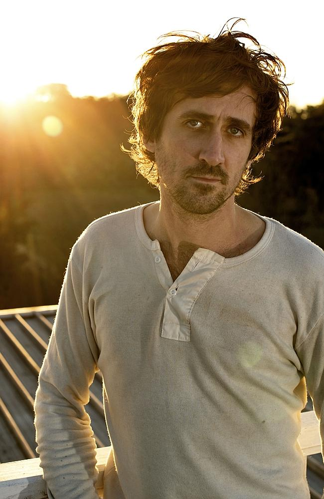 "5. Gareth Liddiard (The Drones) - Gareth for his dynamic playing, he's wild as bats… one second then the next, you're hanging onto a single note which he's barely touching."" Steve Smyth. Picture: Supplied"