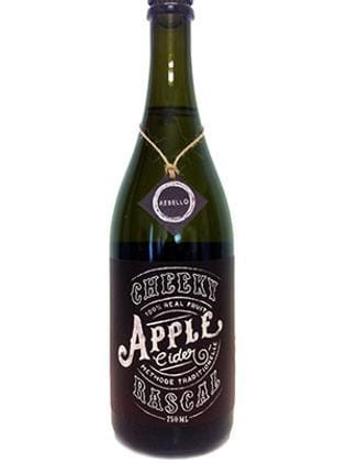 Cheeky Rascal Methode Traditionelle Cider