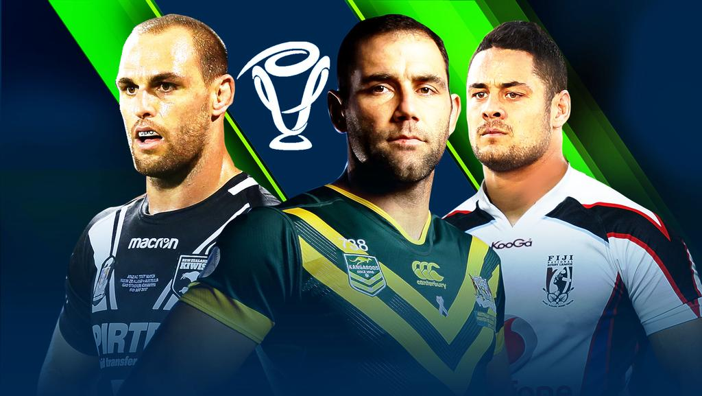 2017 Rugby League World Cup: The milestones and records within reach.