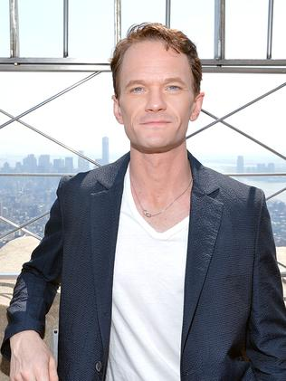 NPH spent a lot of time with Alonzo, apparently ...