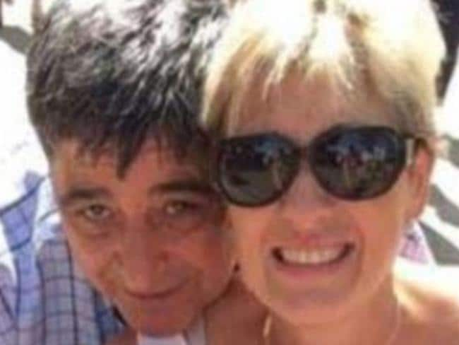 Spanish man Francisco Lopez Rodriguez died instantly in the Barcelona van attack. Picture: Supplied.