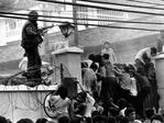 "<h2>1975</h2>The Viet Cong claimed victory in Vietnam - and there were shocking scenes as South Vietnamese civilians tried to clamber over the walls of the United States Embassy in Saigon in a desperate bid to get a helicopter flight out with the exiting Americans.  <a href=""http://www.theaustralian.com.au/50th-birthday"">Visit The Australian's 50 Years interactive special</a>"