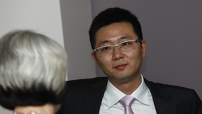 Palmer United Party Senate candidate Zhenya Wang, who initially won a Senate seat, but was tipped out after a recount.