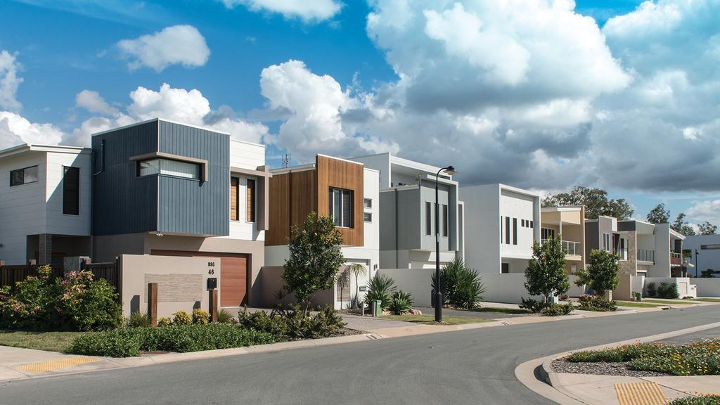 Terrace Housing Sees A Modern Twist In Southeast