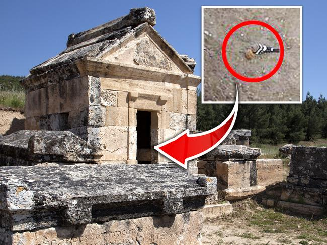 The deadly temple could be explained by high levels of carbon dioxide.