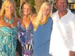 Supplied Editorial Simpson family murder
