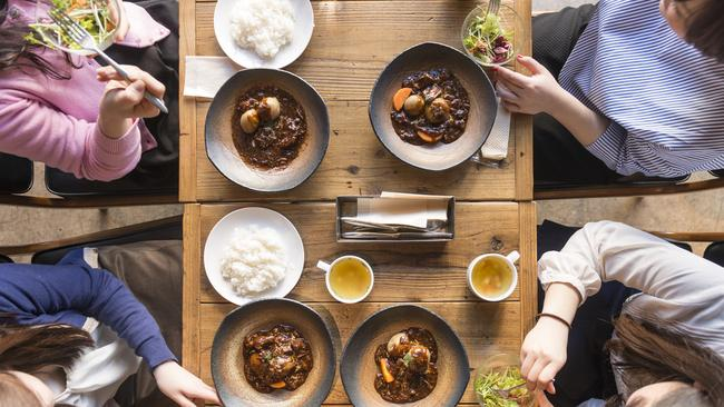 The irritating problem with dining out