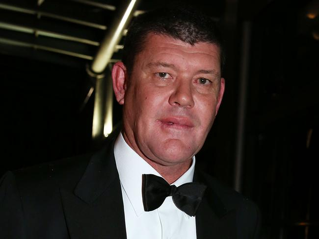 James Packer's Crown Resorts will set up a $200 million philanthropic foundation.