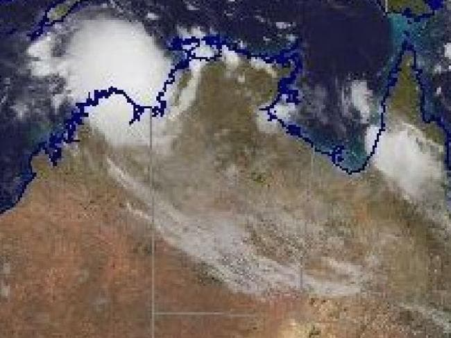Cyclone Blanche crossed the coast on March 6, the latest first cyclone to make landfall in a season in Australian recorded history.