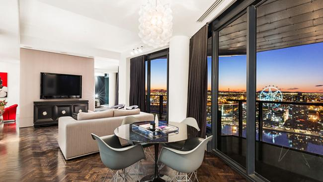 Melbourne S Top Penthouse Apartments Boast Million Dollar Views And Price Tags Herald Sun
