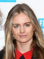 Cressida Bonas is known for living an independent liftestyle in London, shopping, attending music festivals. Bonas is pictured as she attends We Day UK, a charity event to bring young people together at Wembley Arena in March 2014 in London. Picture: Getty