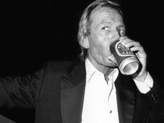 Paul Hogan, who starred in Crocodile Dundee, was instrumental in getting the world to fall in love with Foster's.
