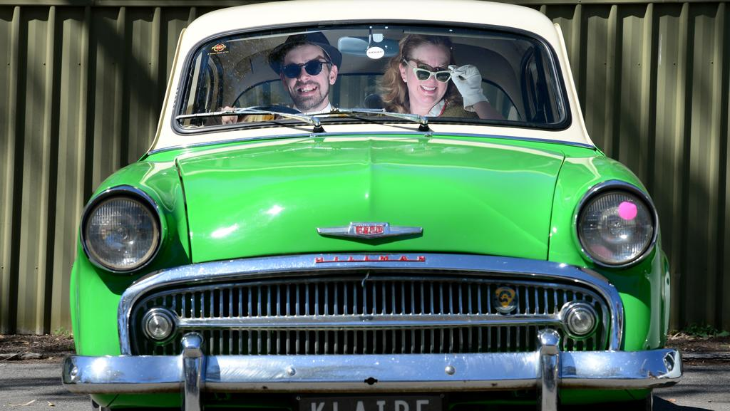2015 Bay to Birdwood: A car lover\'s delight as vintage cars make ...
