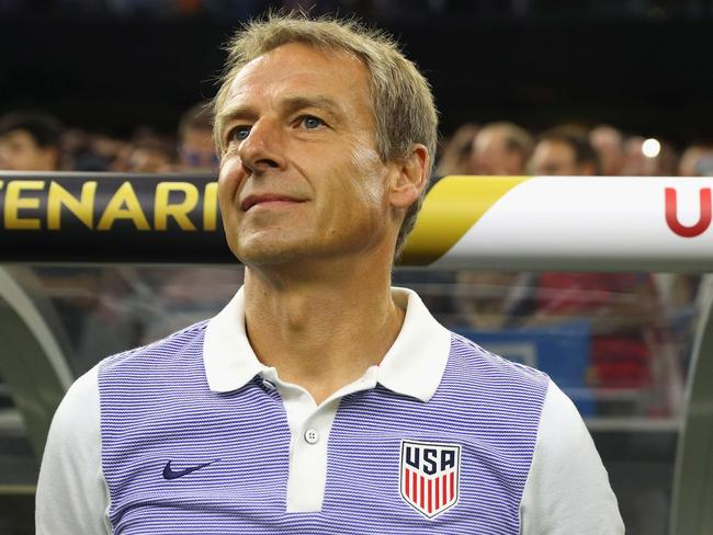 Jurgen Klinsmann. Scott Halleran/Getty Images/AFP