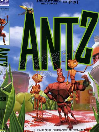 Antz — it was like Sex and the City, but for ants.