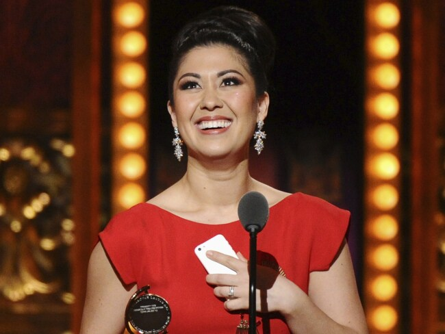 Ruthie Ann Miles won a Tony for her performance in The King and I on Broadway. Photo: Charles Sykes / AP
