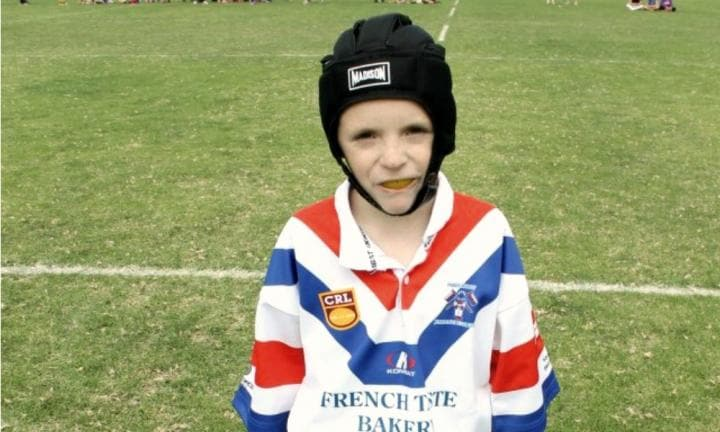 """We had no warning"": How asthma claimed 7-year-old Darcy's life"