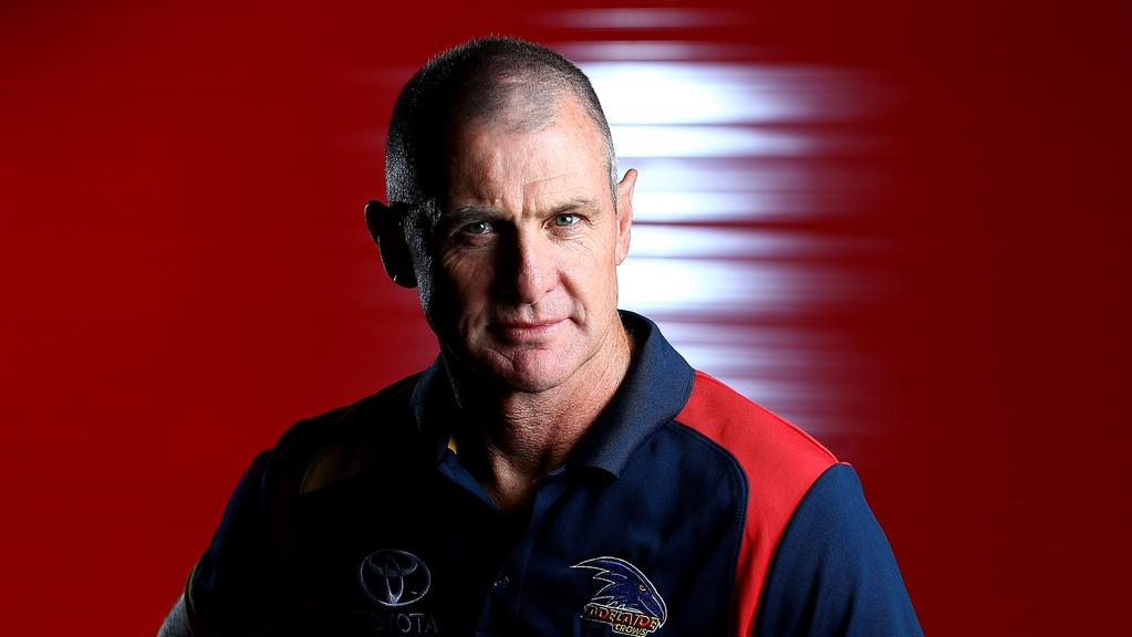 The state woke to the news the Adelaide Crows coach Phil Walsh had been  murdered.