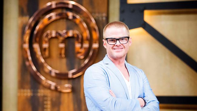 Heston Blumenthal will be back in Australia for MasterChef Australia. Picture supplied by Channel Ten