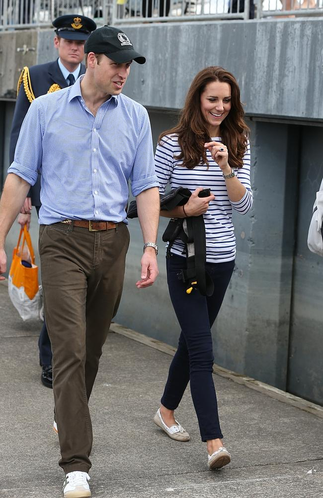 YARRAVILLE STYLE: Catherine, Duchess of Cambridge (off-duty).