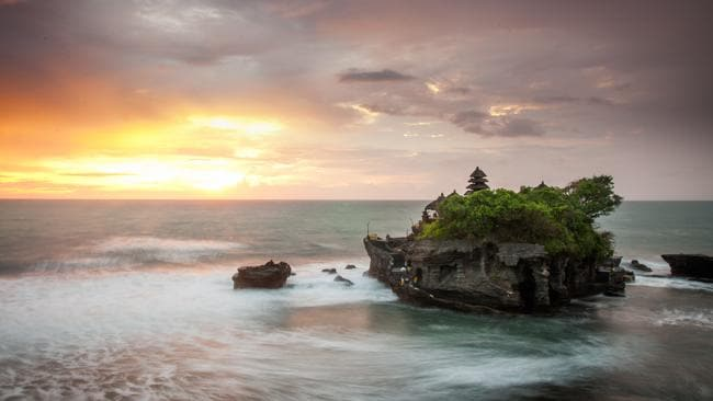 Tanah Lot Mount Agung The Nine Most Beautiful Places In Bali