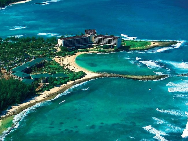 Turtle Bay Resort, Oahu, Hawaii. Picture: Supplied
