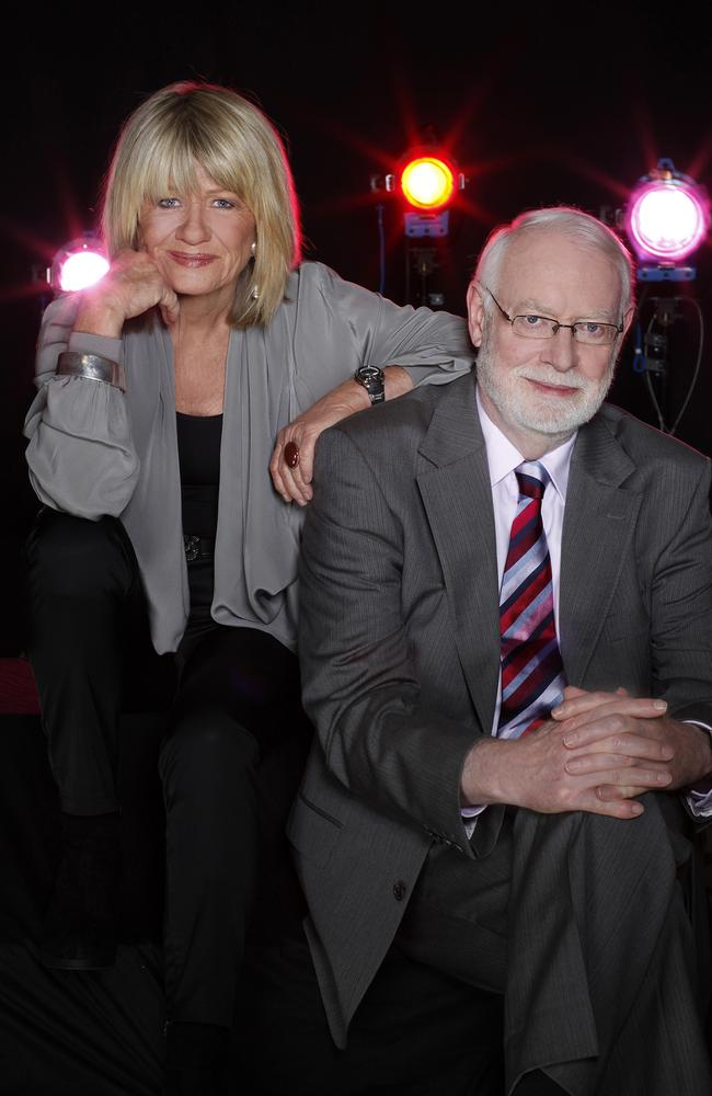 at the movies final show for margaret pomeranz david